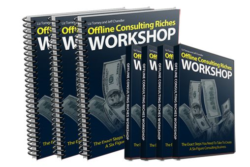 Offline Consulting Riches Workshop PLR Package
